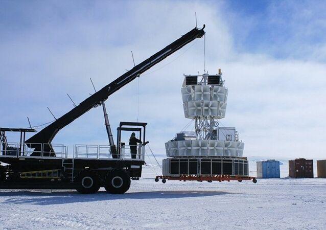 ANITA (Antarctic Impulse Transient Antenna)