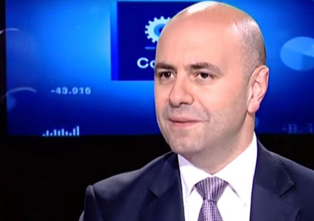Lebanese Deputy Prime Minister Ghassan Hasbani