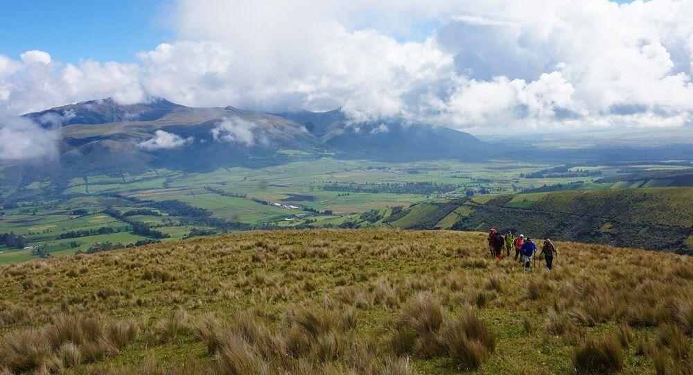 Ecuador environment