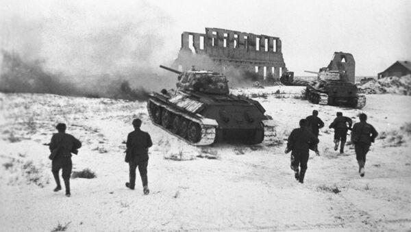 Fighting around Stalingrad, winter 1942/43 - Sputnik International