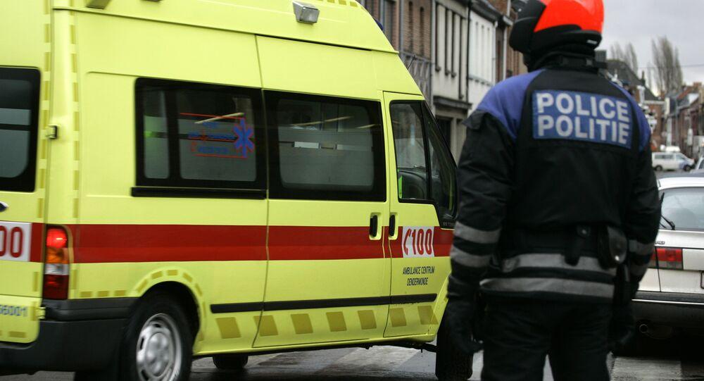 Belgium ambulance. (File)