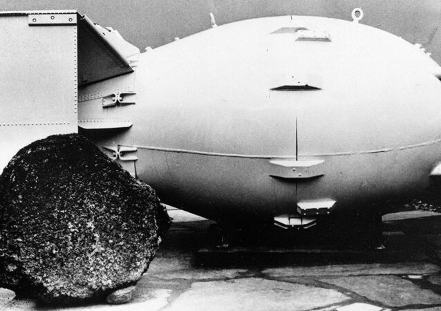 Early nuclear bomb