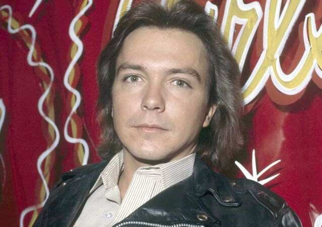 Singer and teen idol David Cassidy, best known for his role as TV's Keith Partridge on The Partridge Family, is shown, Oct. 27, 1978.