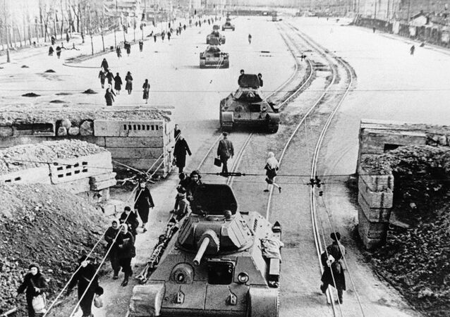 Leningrad during the blockade. (File)