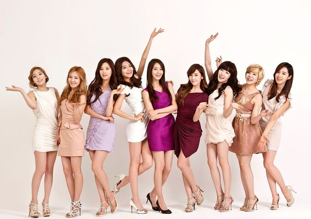 South Korean pop group Girls' Generation