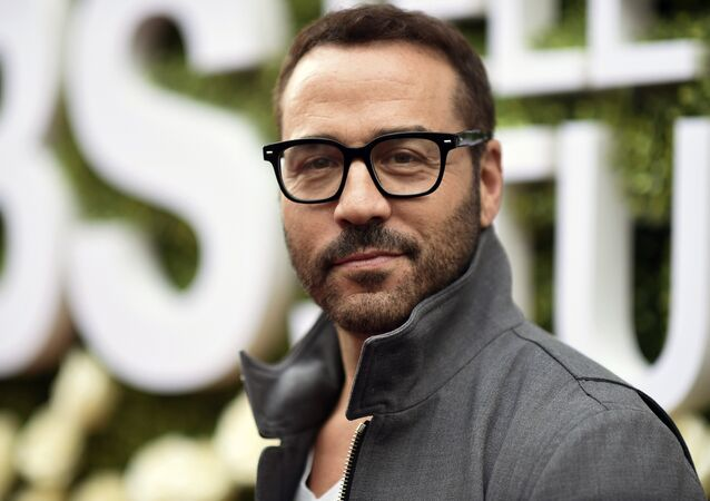 Jeremy Piven attends the CBS Summer Soiree during the 2017 Summer TCA's in Studio City, Calif.