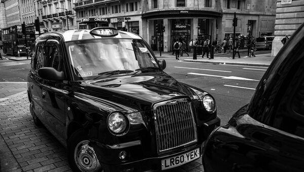 London black cab - Sputnik International