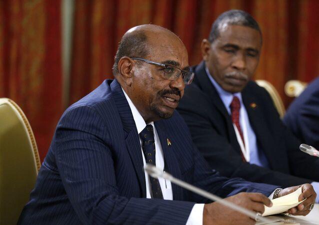 President of Sudan Omar al-Bashir