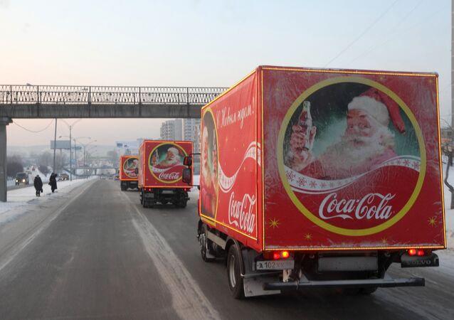 Christmas Caravan charity event in Sverdlovks Region. File photo