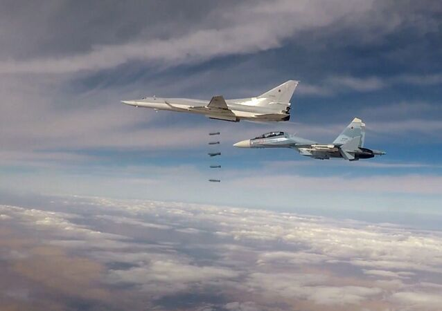 Six Tu-22M3 bombers strike terrorist facilities in Syria