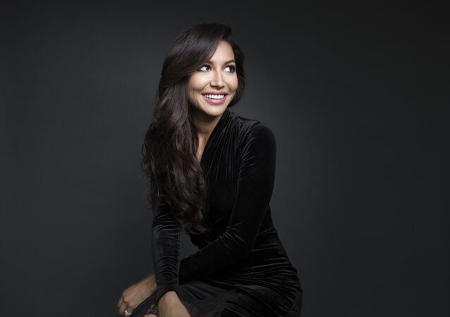 In this Wednesday, Aug. 31, 2016 photo, Naya Rivera poses for a portrait in New York