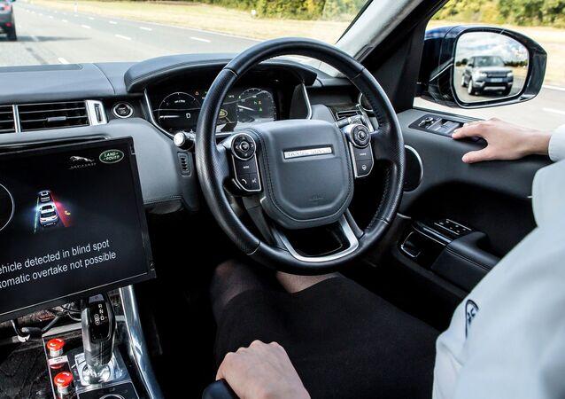Autonomous car (photo used for illustration purpose)