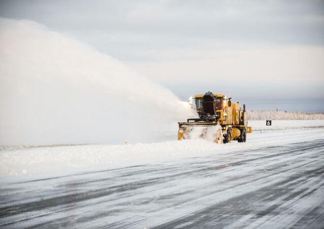 F-35A runway alaska