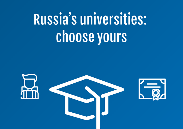 Choose Best University for You in Russia