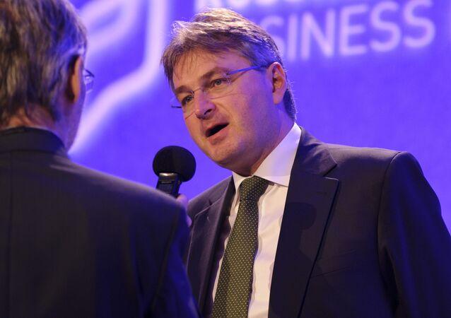 Daniel Kawczynski, Conservative MP for Shrewsbury, talks to Sputnik