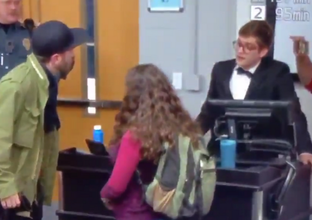 Lucian Wintrich gets arrested after grabbing UConn student