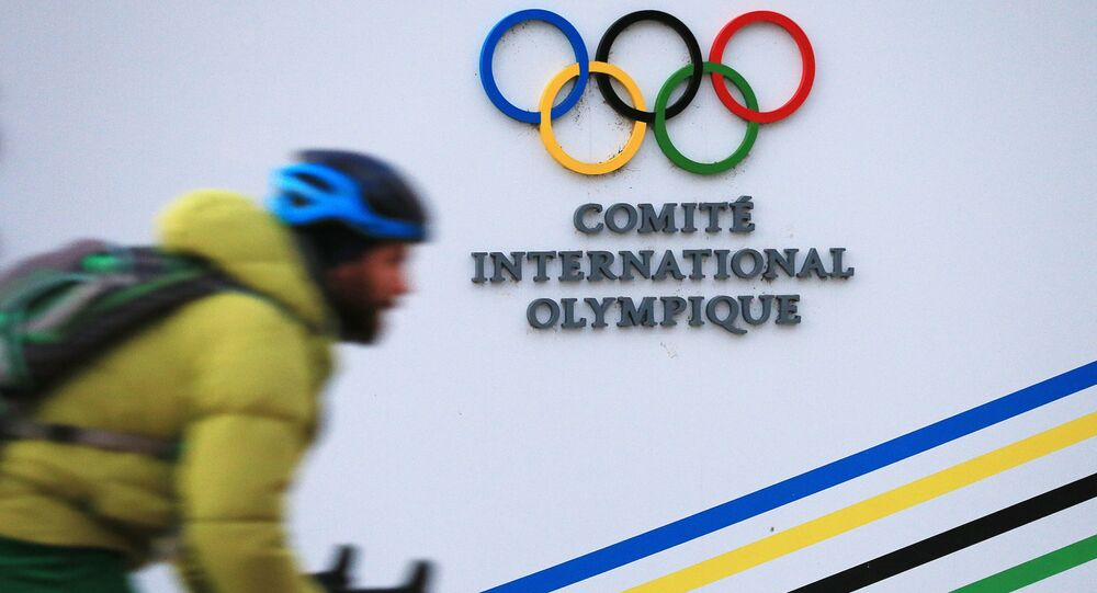 IOC Executive Board to decide on Russia's participation in 2018 Olympics