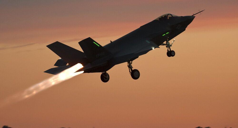 F-35 US fifth-generation jet