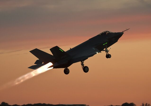 F-35 US fifth-generation jet
