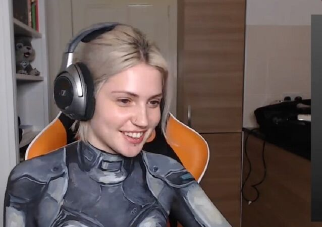 NOVA Starcraft/Heroes of the Storm Bodypaint - Djarii