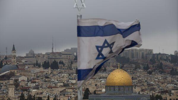 A view of Jerusalem Old City seen from Mount of Olives, Wednesday, Dec. 6, 2017. - Sputnik International