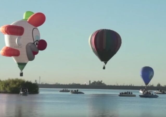 International Festival of Balloons