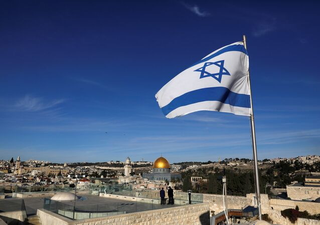 A general view shows the Dome of the Rock and Jerusalem's Old City. File photo