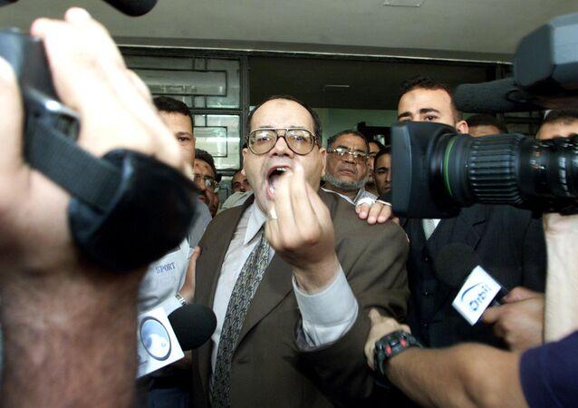 Egyptian lawyer Nabih al-Wahsh. (File)