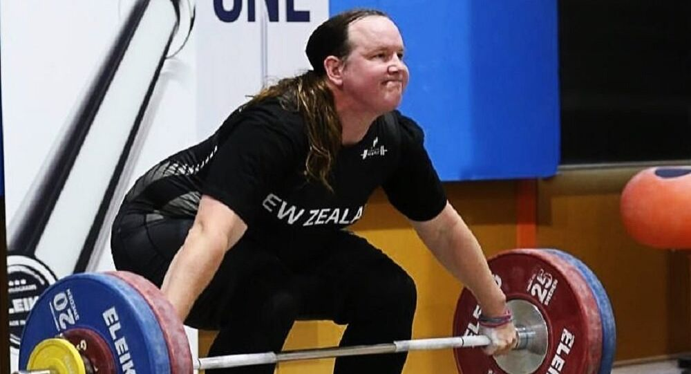 Laurel Hubbard wins GOLD for New Zealand in 90+kg Class with 123kg Snatch and 145kg Clean Jerk at 2017 Australian International & Open Championships!