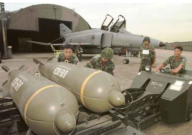 Cluster Bombs: Things to Know About the Weapon, Which Pentagon Refuses to Give Up