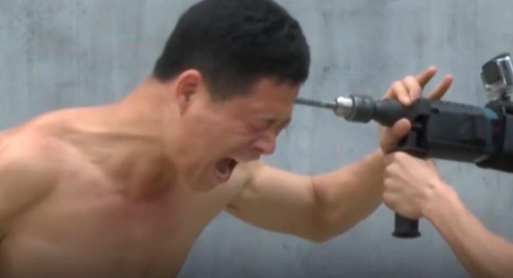 Shaolin Kung-Fu Master: A Nut Tough To Crack