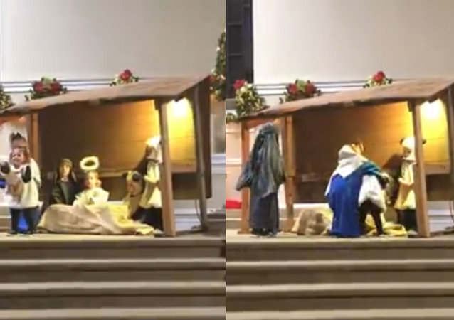 Nativity Knockout: Tennessee Tots Battle Over Baby Jesus