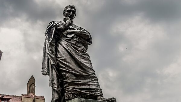 Statue of Ovid - Sputnik International