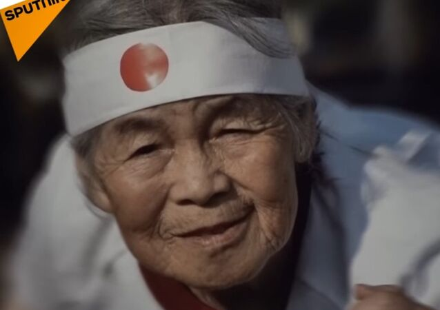 89-Year-Old Photographer From Japan