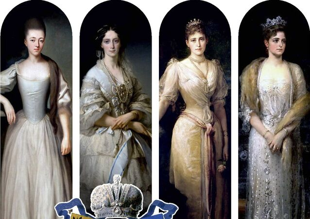 """The """"Hessian Princesses in Russian History"""" exhibition"""