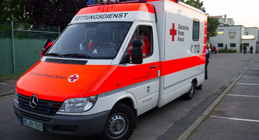 Germany ambulance