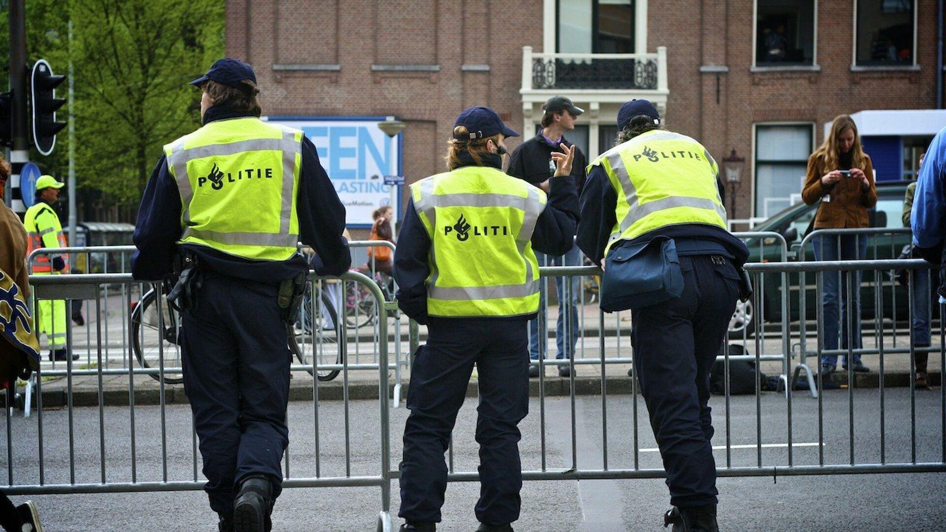 Dutch police - Sputnik International, 1920, 02.08.2021