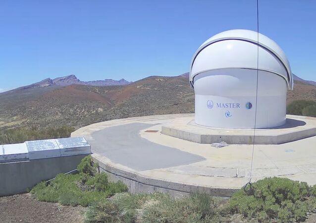 Master IAC robotic telescope