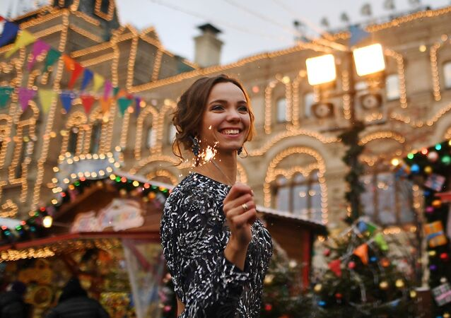 The Holidays Are Coming! The Christmas Lights of Moscow