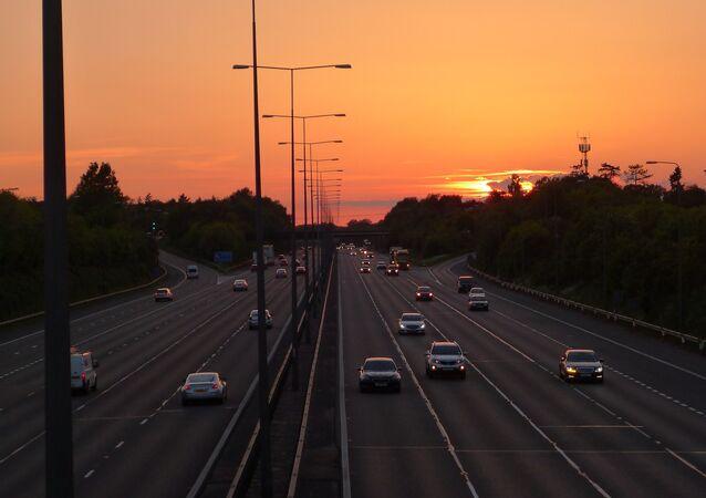 M40 Sunset