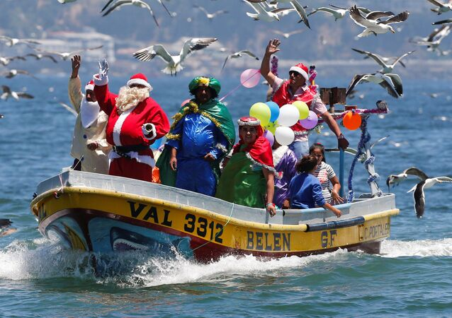 Jingle All the Way: Christmas Celebrations Around the World