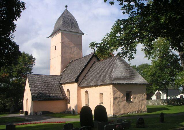 Yttergrans kyrka