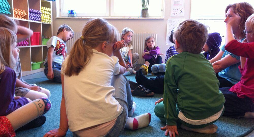 Kindergarten in Sweden