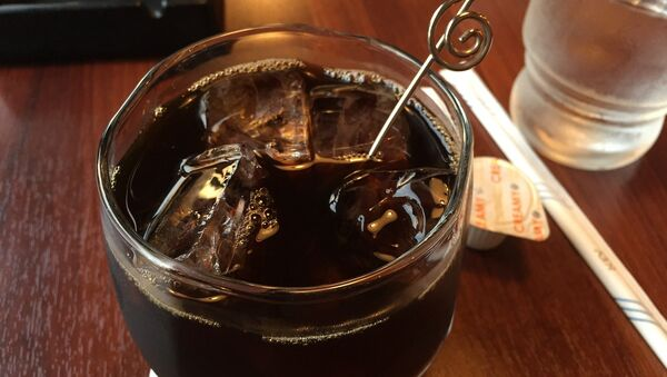 Ice brewed coffee - Sputnik International
