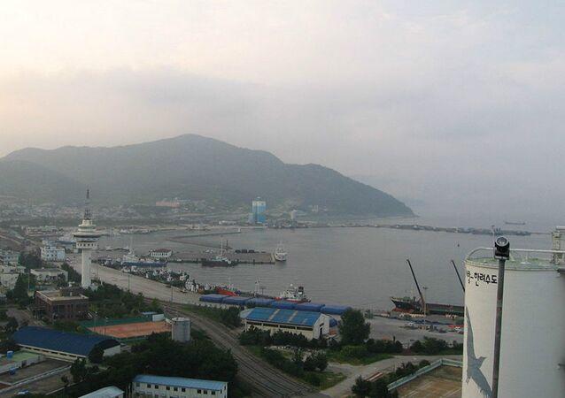 Yeosu Port