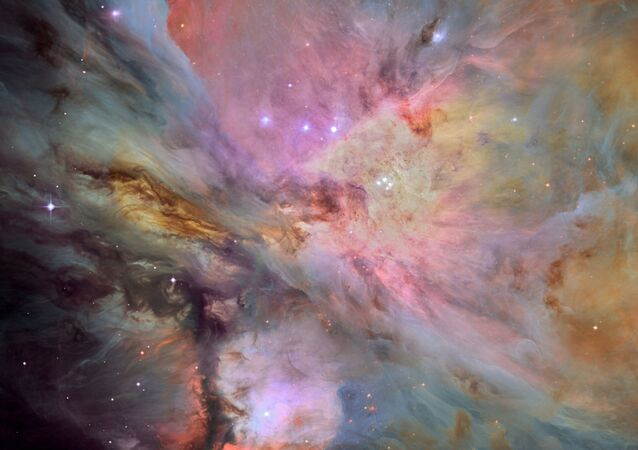 The Great Nebula in Orion, an immense, nearby starbirth region, is probably the most famous of all astronomical nebulae.