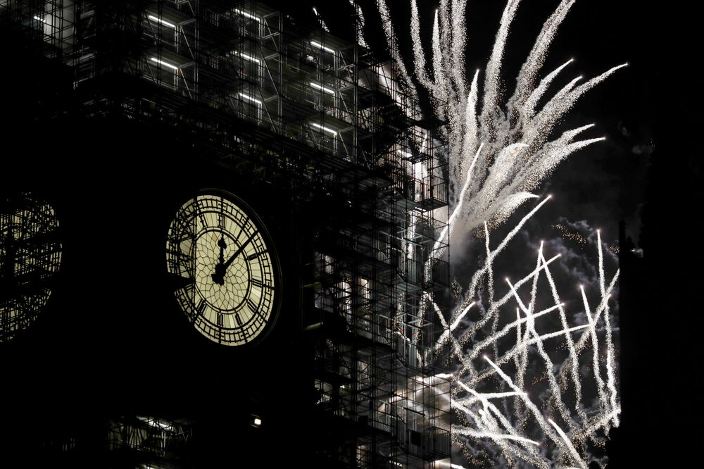 The Clock Strikes Midnight: New Year Celebrations Around the World