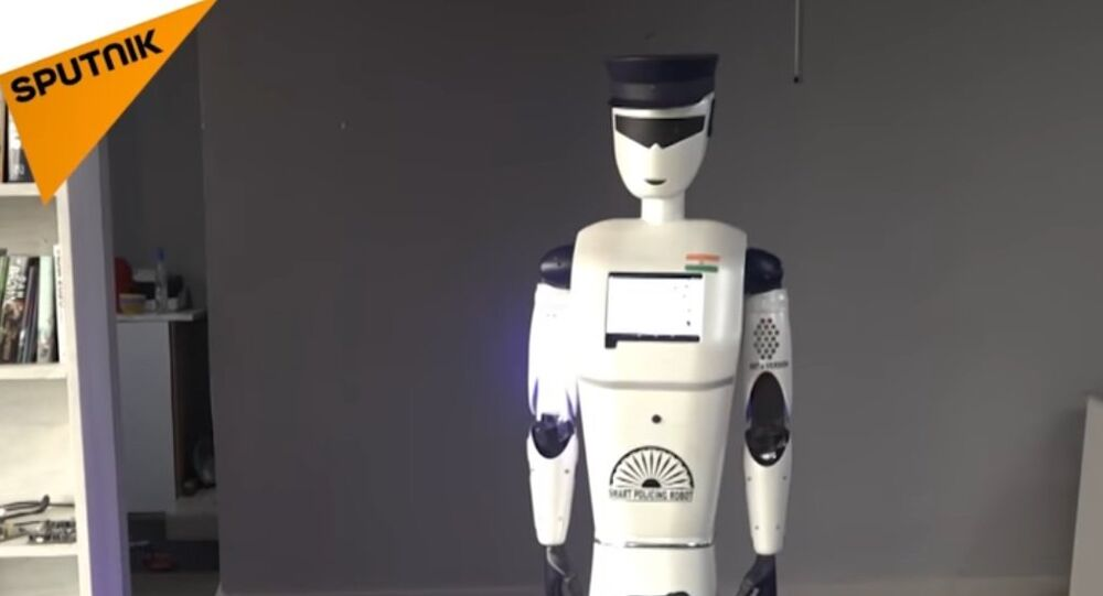 India's Own Robocop
