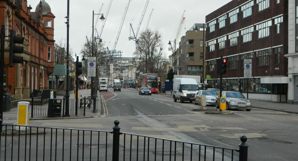 His final victim Angela Best lived in Tottenham (pictured) in north London