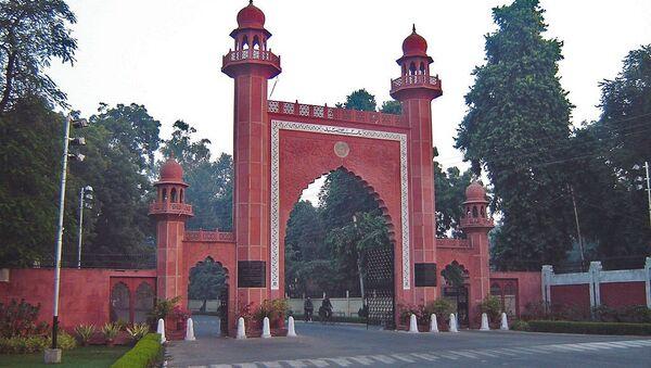 Bab-e-syed, the gateway to Aligarh Muslim University (AMU) - Sputnik International